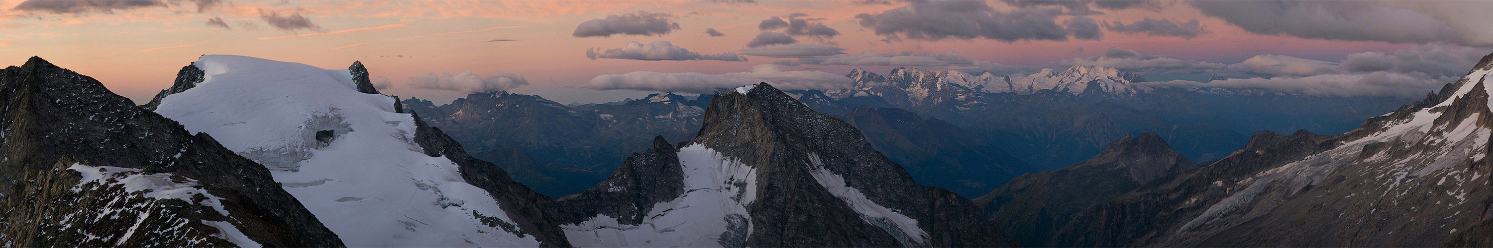 Bernese Alps, Switzerland